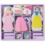 ショッピングメリッサ ディズニー Disney 白雪姫 7人の小人たち プリンセス 眠れる森の美女 オーロラ姫 木 おもちゃ 木製 メリッサダグ 玩具 知育 マグネッ