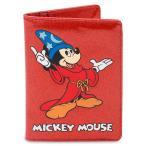 ディズニー ミッキーマウス ミッキー ファンタジア ホルダー パスポートケース 魔法使い ソーサラー