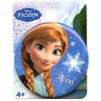 ディズニー Disney アナと雪の女王 フローズン プリンセス ブローチ ピン バッチ バッジ アクセサリー ボタン 手芸 クラフト 縫いもの