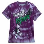 ディズニー Disney US公式 ミッキーマウス ミッキー トワイライトゾーン アトラクション ディズニーランド タワーオブテラー Tシャツ トッ