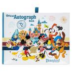 ディズニー Disney US公式商品 ミッキーマウス ディズニーランド オートグラフ サイン帳 ノート 帳面 [並行輸入品]