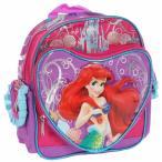ディズニー Disney アリエル Ariel リトルマーメイド 人魚姫 プリンセス リュックサック リュック 旅行 バッグ バックパック 鞄 かば