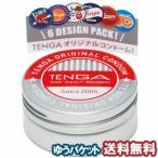 TENGA テンガ コンドーム ナチュラル 6個入 ゆうメール選択で送料80円