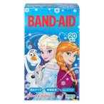 バンドエイド アナと雪の女王 20枚入 ゆうメール選択で送料80円