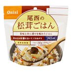 アルファ米 尾西の松茸ごはん 100g