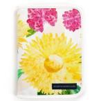 ショッピング母子手帳 母子手帳ケース ファスナー マルチケース ガーベラデイジー W0100300