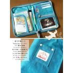 ショッピング母子手帳 (ocean&ground)オーシャン&グラウンド母子手帳ケース1715909母子手帳ケースかわいい写真入れマルチケースペンホルダー写真ホル