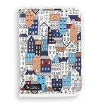 ショッピング母子手帳 母子手帳ケース ファスナー マルチケース メゾンドヴィラ B2804600