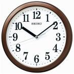 セイコー KX256B 電波掛時計 スタンダード