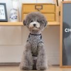 TOTO&ROY ツイード コートハーネス S SM M L犬 ハーネス 胴輪 小型犬 ウェア型ハーネス 洋服型ハーネス コート おしゃれ かわいい ドッグ 散歩 お出かけ