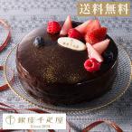 パティスリー銀座千疋屋  ベリーのチョコレートケーキ (PGS-193) 送料無料 クリスマス