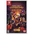 Minecraft Dungeons Hero Edition (Switch版) HAC-P-AUZ4E
