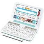 シャープ PW-AJ2G カラー電子辞書 中学生モデル 150コンテンツ グリーン