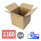 ダンボール 段ボール 宅配160サイズ EMS対応 国際郵便 海外発送箱 引越し 0332 5枚