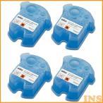 ブラウン 洗浄液カートリッジ クリーン&リニューシステム専用 メンズシェーバー用 アルコール洗浄液 4個入り CCR4CR BRAUN