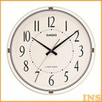 ショッピング電波時計 時計 電波時計 壁掛け時計 壁掛け おしゃれ 電波掛時計 IQ-1006J-7JF カシオ