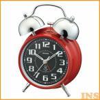 目覚まし時計 おしゃれ MAG目覚まし時計 ベルズインパクト T-700 R-Z ノア精密