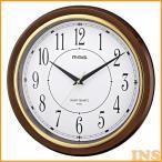 時計 壁掛け時計 おしゃれ MAG掛時計 W-648 BR-Z ノア精密