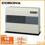 FF式石油暖房機 温風ヒーター ストーブ  FF-B10014-W コロナ (代引不可)