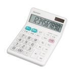 シャープ 電卓 シャープ ナイスサイズタイプ 10桁 EL-N431-X SHARP