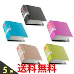 BUFFALO BSCD01F36 バッファロー CD/DVD ファイルケース CDケース DVDケース ブックタイプ 36枚 収納ケース|1