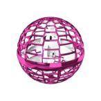 空飛ぶボール FLYNOVA PRO ミニドローン スピナー 光るボール フライングボール 飛行 浮遊 ドローン おもちゃ