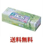 クリロン化成 BOS-2078A BOS 驚異の防臭袋 ボス 大人用おむつ うんち処理袋 LLサイズ 60枚入  うんち処理袋 ホワイト