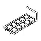 Panasonic FKA0430053 加湿機・空気清浄機 除菌ユニット (防カビ剤入り) パナソニック 交換用 フィルター [FKA0430049 後継品]