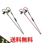 audio-technica ATH-SPORT4 BK RD オーディオテクニカ ATHSPORT4 カナル型ワイヤレスイヤホン 防水スポーツヘッドセット SONIC SPORT