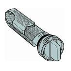 HITACHI NET-KV2 ビッグドラム ドラム式 洗濯機用下部 糸くずフィルター 純正品 日立 NETKV2 フィルター|1