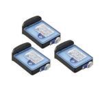 パナソニック 洗浄剤カートリッジ ラムダッシュ メンズシェーバー洗浄充電器用 3個入り ES035|1