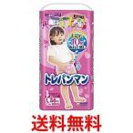 パンツ Lサイズトレパンマン女の子 トイレトレーニング用 9~14kg36枚
