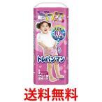 パンツ ビッグサイズトレパンマン女の子 トイレトレーニング用 12~22kg32枚