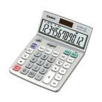 CASIO DF-120GT-N スタンダード電卓 時間・税計算 デスクタイプ 12桁 カシオ DF120GTN|1