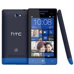 [送料無料] SIMフリー HTC Windows8 Phone 8S A620e ブルー青 Windows8 OS 海外シムフリースマートフォン