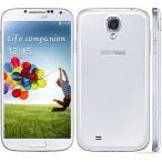 Samsung Galaxy S4 LTE対応I9505 白ホワイト海外SIMシムフリー版[送料無料]