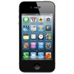[再生新品] 海外SIMフリー版 Apple iPhone4S ブラック黒64GB シムフリー