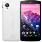 [送料無料]Google Nexus5本体 LTE版 16GB LG-D821(白ホワイト) 海外SIMシムフリー版