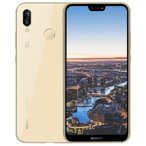 [新品] SIMフリー Huawei nova3e(日本発売名P20 liteのグローバルSIMフリー版)  ROM128GB メモリー4GB 金ゴールド /  送料無料