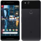 (再生新品)SIMフリー Google 5.0 Pixel 2   128GB ブラック グローバル版   国際送料無料