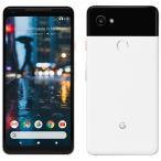 (再生新品)SIMフリー Google 6.0 Pixel 2XL   64GB ホワイト グローバル版   国際送料無料