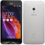 [送料無料]デュアルSIMシムフリー ASUS Zenfone5本体 白ホワイト8GB MVNO楽天モバイル対応
