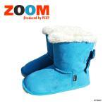 期間限定送料無料(北海道・沖縄・離島・運送会社指定は一部負担)ZOOMズーム リボンムートンブーツ1593/キッズ靴