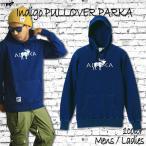 ALASCA インディゴ パーカー スノーボード アラスカ indigo PULLOVER PARKA トレーナー 2016-17 スノボー ウェア スノボ メンズ レディース