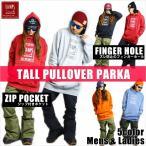 BANPS パーカー スノーボード TALL PULLOVER PARKA smileSQ 2015-16 スノボー ウェア スノボ スキー 裏起毛 メンズ レディース BANPSSNOWBOARDING