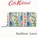 【送料無料】【2015年新作】キャスキッドソン 正規品 長財布 お財布 Cath Kidston Zip Wallet