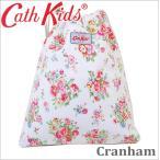【正規品で安心】コットン巾着バックは中がビニール素材で便利!