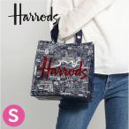 送料無料/HARRODS ハロッズ 正規品 トートバッグ  バック Sサイズ Mサイズ Small Medium ショッピングバッグ Harrods Bold London Shopper Bag