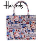 2017新作/送料無料/ Harrods,ハロッズ 正規品 トートバッグ A4ファイル ショッピング バッグ Harrods Large  Bucket bag