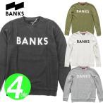 BANKS スウェット バンクス スウェット  WFL08086 CLASSIC FLEECE メンズ トップス MEN'S/BKS8